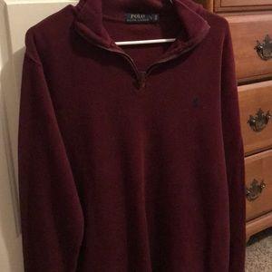 Polo Ralph Lauren pullover.